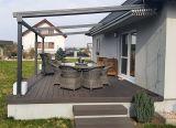 WPC terasové prkno 4m x 140mm - BambooGard Expert