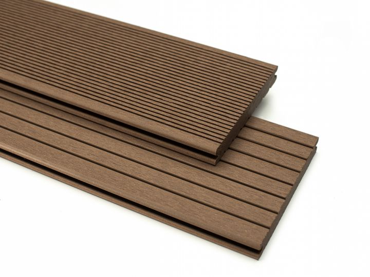 WPC terasové prkno 4m x 145mm - BambooGard PRO SOLID