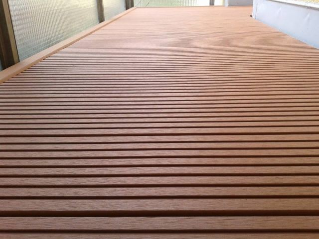 Venkovní podlaha na balkon a terasu
