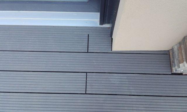WPC terasa barva stříbrný cedr